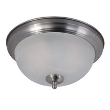 EE 2 Light Flush Mount