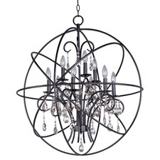 Orbit 9 Light Chandelier