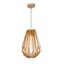Saki 1 Light Foyer Pendant