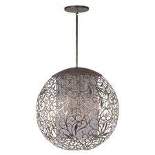 Arabesque 13 Light Globe Pendant