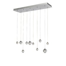 Harmony 10 Light Kitchen Island Pendant