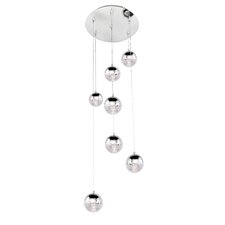 Zing 7 Light RapidJack Kitchen Island Pendant