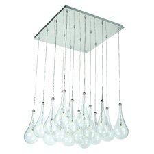 Larmes 16-Light LED Pendant