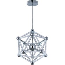 Polygon Foyer Pendant