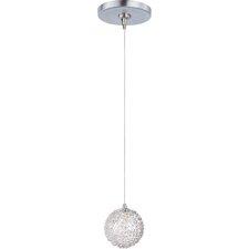 Starburst 1 Light RapidJack Globe Pendant