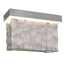 Mosaic LED Wall Sconce