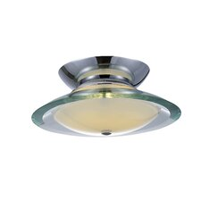 Curva Semi Flush Mount