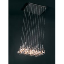 Sklo 16 - Light Multi - Light Pendant