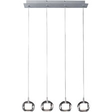 <strong>ET2</strong> Nucleus 4 Light Linear Pendant