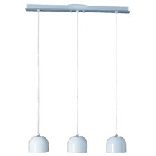 Brahma 3 Light Linear Island Pendant