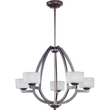 Ztella 5 - Light Chandelier