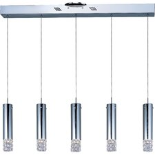 Lyriq 5 - Light Linear Pendant