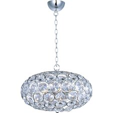 Vibrato 6 - Light Single Pendant
