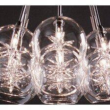 Starburst 7 Light Pendant