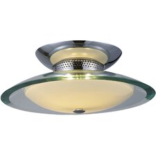 Curva 2-Light Flush Mount