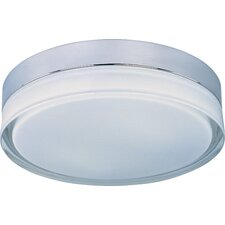 Flux 2-Light Flush Mount