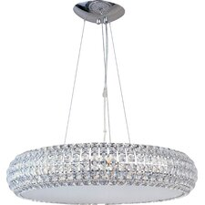 Bijou 8 Light Drum Pendant