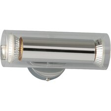 Frost Flash 2 Light Wall Sconce