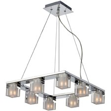 Speech 8 - Light Linear Pendant