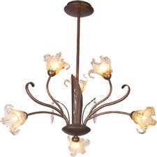 Bloom 6-Light Chandelier