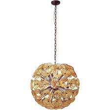 Cassini 20 Light Globe Pendant