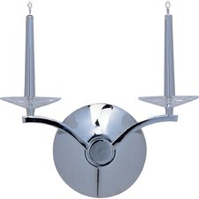 Circolo 2 Light Wall Sconce