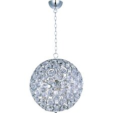 Brilliant Light Globe Pendant
