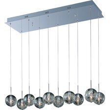 Celeste 10 - Light Linear Pendant