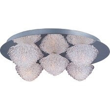 Blossom 5-Light Flush Mount
