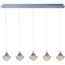 Voices 5 - Light Linear Pendant