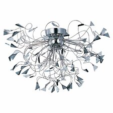 Calypso 12 Light Flush Mount