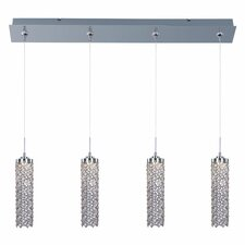 <strong>ET2</strong> Shanell 4 Light Kitchen Pendant Lighting