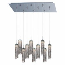 Charlene 10 - Light Multi - Light Pendant