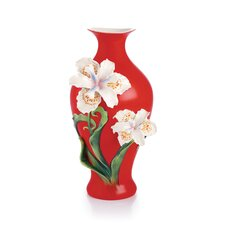 Pure Beauty Iris Vase
