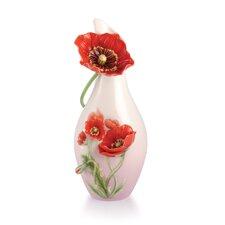 Glamorous Blossom Poppy Vase