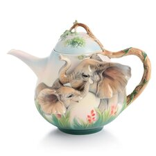 Family Fun Elephant Teapot