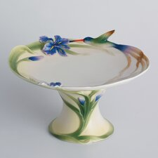 Long Tail Hummingbird Serving Dish