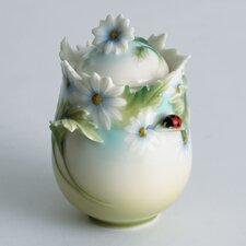 Ladybug Sugar Jar