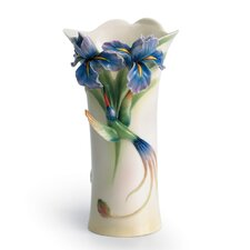 Long Tail Hummingbird Vase