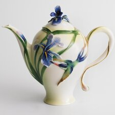 Long Tail Hummingbird Teapot