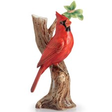 Cardinal Figurine