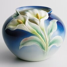 Calla Lily Double Flower Vase
