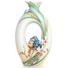Kingfisher Vase
