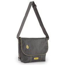 Express Indie Plaid Messenger Bag