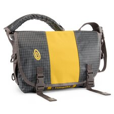 Classic Indie Plaid Messenger Bag