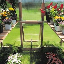 Mt. Rainier GardenHouse Polycarbonate Greenhouse