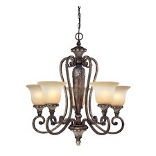 <strong>Dolan Designs</strong> Greta 5 Light Chandelier