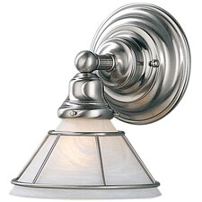 Craftsman 1 Light Wall Sconce