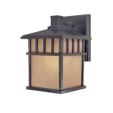 Barton 1 Light Outdoor Wall Lantern