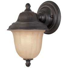 Helena 1 Light Outdoor Wall Lantern
